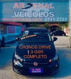 Título do anúncio: CRONOS DRIVE GSR 1.3 8V FLEX
