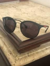 Título do anúncio: Óculos de sol Prada Linea Rossa 04R Sport ORIGINAL