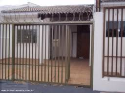 Casa para Locação em Presidente Prudente, Jardim Maracanã, 3 dormitórios, 1 suíte, 2 banhe