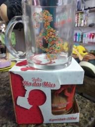 Garrafa de café, vasilhas
