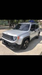 Jeep Renegade único dono