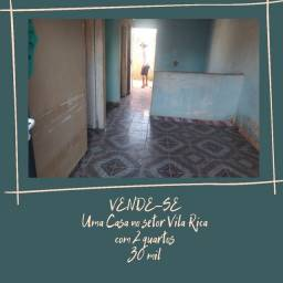 Título do anúncio: Vende-se casa no setor vila rica