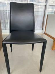 Cadeira de coro ecológico 6 unidades
