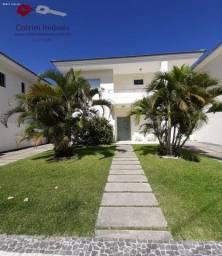 Casa em Condomínio para Venda em Lauro de Freitas, Villas do atlântico, 4 dormitórios, 4 s