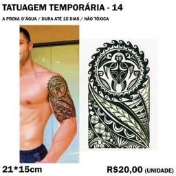 Tatuagem Temporária Turtle
