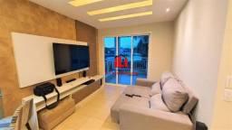Apartamento 3 quartos com suíte, 100% Mobiliado, Gerador 100%, Use FGTS