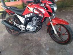 Vendo moto Titan 160 conservada