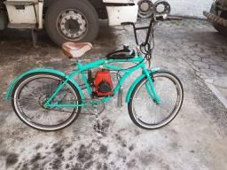 Kit motor 4 tempos 49cc para bicicleta novinho