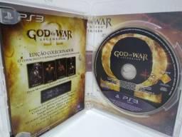 God of War Ascension jogo original Playstation 3