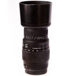 Lente Sigma 70-300mm Macro