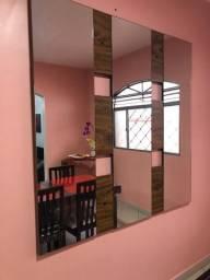 Painel com 3 espelhos 1,50 X 1,50