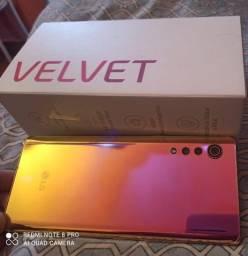 LG Velvet 1 mês de uso