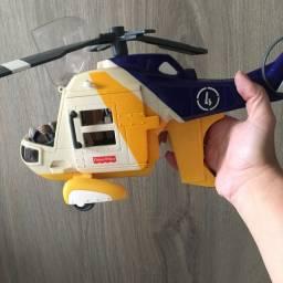 Helicóptero Imaginex completo