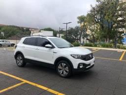 Título do anúncio: VW- T- Cross Comfortline 1.0 TSI Flex 5P Aut. Ano 2019/20 km 22.000 !!!!!