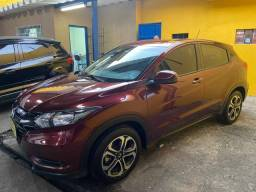 HR-V 2018/2018 1.8 16V FLEX LX 4P AUTOMÁTICO