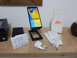 Samsung J6 Plus Completo c/ Nota Fiscal