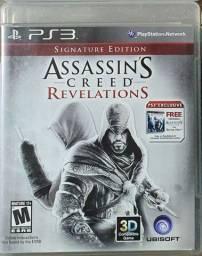 Assasins Creed Revelations Ps3