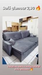 Sofá retrátil e reclinável ?