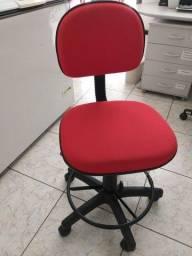 Cadeira alta   de escritório