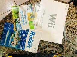 Videogame Nintendo Wii Preto