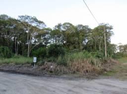 Terreno de esquina c/ 432m² no Balneário Itamar
