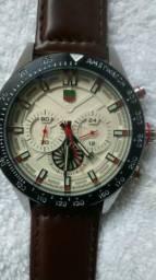 335e552df04 Relógios social tag heuer todos os ponteiros funcional