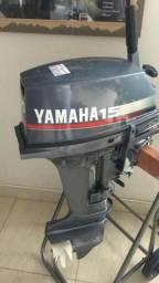 Motor de Popa Yamaha 15 HP Zero