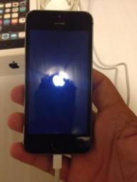 IPhone 5s 16GB cinza especial