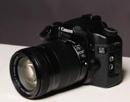 Câmera Canon EOS 40D com lente 18-135mm, usado comprar usado  Blumenau