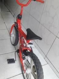 Bicicleta criança ac/cartão