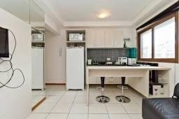 Apartamento 1 quarto Centro com 1 vaga - Mobiliado