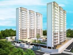 Apartamento com 3 dormitórios para alugar, 63 m² por r$ 1.309,00/mês - maraponga - fortale