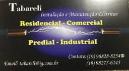 Tabareli Instalações Elétricas