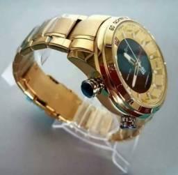 Relógios originais NaviForce Aço Inoxidável - A prova d'agua!!