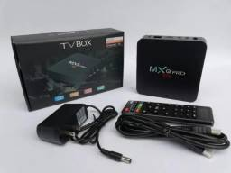 Tv Box MxQ 2Gb Ram 16GB Mem (Novo na Caixa)