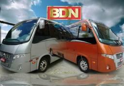 Arrendamento e Locação de Micro Ônibus - 2012