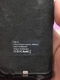 Capinha carregadora iPhone 6 /6s