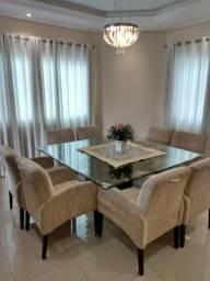 Mesa de Jantar - 8 cadeiras - alto padrão