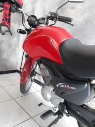 Moto Honda Cg Fan 125 ES 2013 - 2013