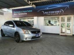 Nissan Sentra 2.0 - Completo + Couro + GNV - Excelente Estado - 2013