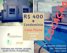 Apto à partir de R$ 350 e Casas à partir de R$ 500 Aluguel !