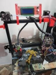 Impressora 3D Tevo Tarantula Large Bed