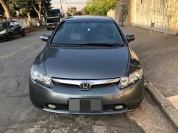 Honda Civic 1.8 Lxs Flex 4p - 2008