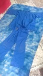 Quimono azul