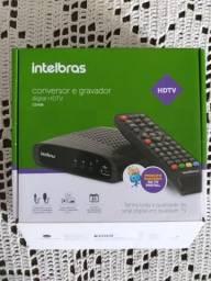 Conversor digital com gravador HDTV