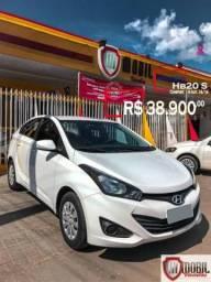 Hyundai HB20 S C.Style/C.Plus1.6 Flex 16V Aut. 4p - 2014