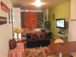 Apartamento à venda com 1 dormitórios em Copacabana, Rio de janeiro cod:848214
