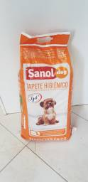 Tapete higiênico Sanol 30 unidades