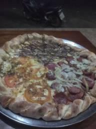 Vende se pizzaria em ótima localização
