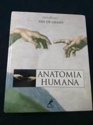 Baixou Única oportunidade por esse valor . Livro Anatomia Humana (Van de Graaff), usado comprar usado  Itaquaquecetuba